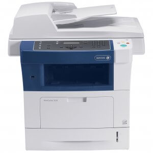 Multifunctionala second hand laser Xerox WorkCentre 3550, A4, 35ppm