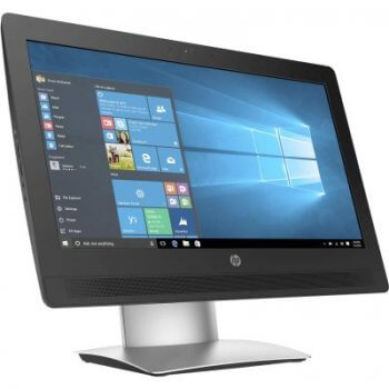 PC Refurbished All-in-One HP ProOne 400 G2 20'', Core i3-6100T, 8GB ddr3, 256GB SSD, Windows 10 Pro