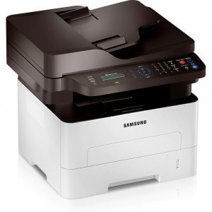 Multifunctionala second hand Samsung Xpress M2675FN, 26ppm, USB, Retea, Cartus incarcat 100%