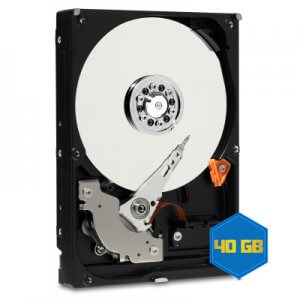 hdd calculator 40gb sata