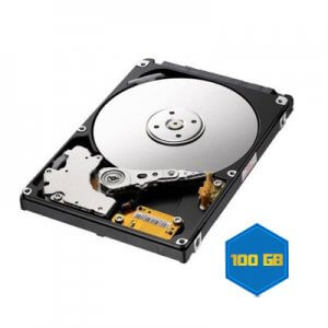 hdd laptop 100GB SATA