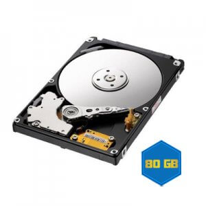 hdd laptop 80GB SATA
