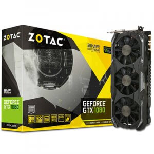 ZOTAC GeForce GTX 1080 AMP Extreme 8GB DDR5X